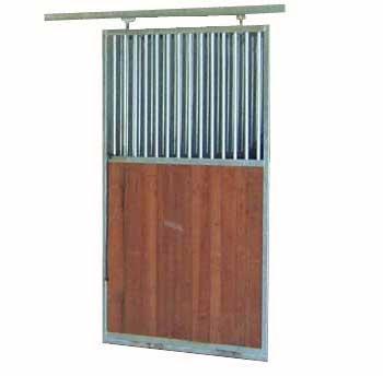 Puerta box corredera