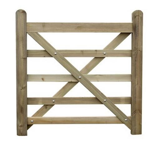 Puerta de campo 120 x 120 cm agrobroker for Puerta exterior 120 cm