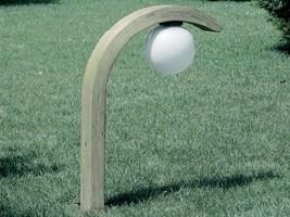 lampara curva suelo