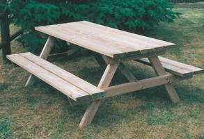 mesa picnic 2m