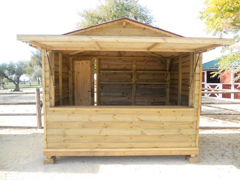Kioscos de madera forestgreen agrobroker for Fotos de kioscos de madera