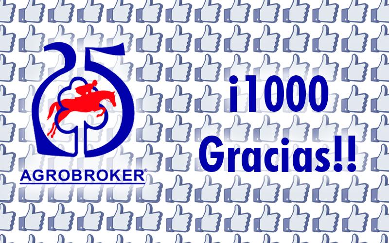 1000 gracias