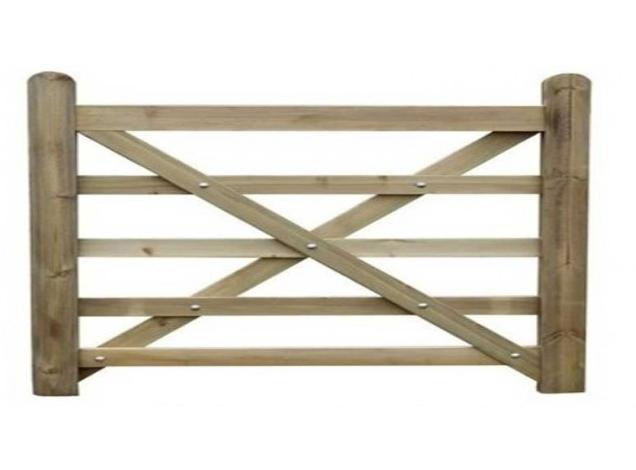 Vallas de madera agrobroker - Vallado de madera ...
