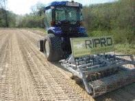 rejilla tractor